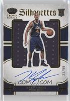 Rookie Silhouettes - Trey Lyles #/99