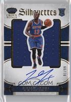 Rookie Silhouettes - Jerian Grant #/99