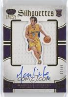 Rookie Silhouettes - Marcelo Huertas #/99