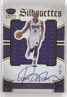 Silhouettes - Rudy Gay #/75