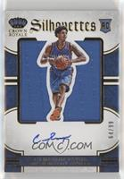 Rookie Silhouettes - Cameron Payne /99