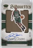 Silhouettes - Ray Allen #/40