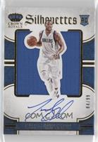 Rookie Silhouettes - Justin Anderson #/99