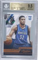 Rookies - Karl-Anthony Towns [BGS9.5GEMMINT] #/149