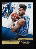 Rookies - Justin Anderson #/1