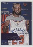 Derrick Williams #/49