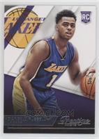 Rookies - D'Angelo Russell [EX to NM]