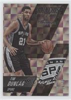 Tim Duncan [EX to NM] #/99