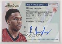 Rashad Vaughn #/99