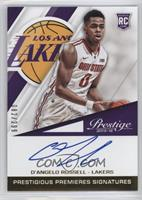 D'Angelo Russell /299