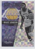Magic Johnson #/99