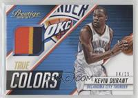 Kevin Durant #/25