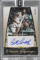Bill Russell /1 [ENCASED]