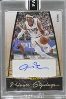 Allen Iverson [Uncirculated] #/5