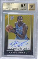 Kevin Durant /10 [BGS 9.5 GEM MINT]