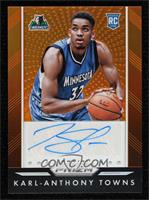 Karl-Anthony Towns #/65