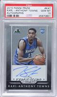 Karl-Anthony Towns [PSA 10 GEM MT]
