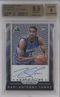 Karl-Anthony Towns [BGS 9.5 GEM MINT]