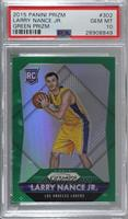 Rookies - Larry Nance Jr. [PSA 10 GEM MT]