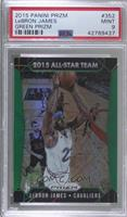 All-Star Team - LeBron James [PSA 9 MINT]