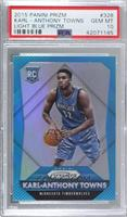 Rookies - Karl-Anthony Towns [PSA 10 GEM MT] #110/199