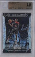 All-Star Team - Damian Lillard /25 [BGS9.5GEMMINT]