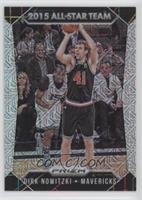 All-Star Team - Dirk Nowitzki #/25
