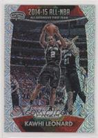 All-NBA Team - Kawhi Leonard #/25
