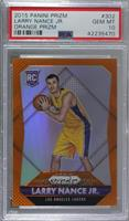 Rookies - Larry Nance Jr. [PSA 10 GEM MT] #30/65