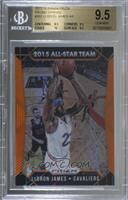 All-Star Team - LeBron James /65 [BGS9.5GEMMINT]