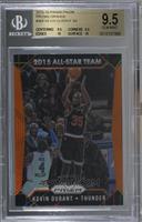 All-Star Team - Kevin Durant /65 [BGS9.5GEMMINT]