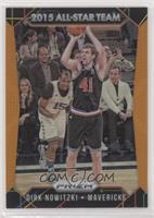 All-Star Team - Dirk Nowitzki #/65