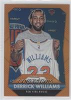 Derrick Williams /65