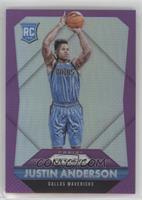 Rookies - Justin Anderson [Noted] #/99