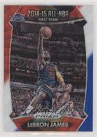 All-NBA Team - LeBron James