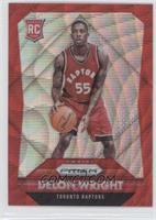 Rookies - Delon Wright /350