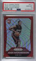 Rookies - Josh Richardson [PSA 10 GEM MT] #11/350
