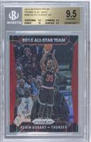 All-Star Team - Kevin Durant /350 [BGS9.5]