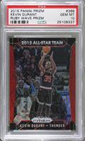 All-Star Team - Kevin Durant /350 [PSA10]