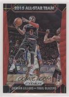 All-Star Team - Damian Lillard #/350