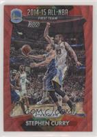All-NBA Team - Stephen Curry #/350
