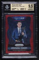 MVP - Stephen Curry [BGS9.5GEMMINT] #/350