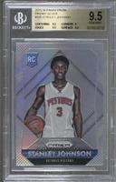 Rookies - Stanley Johnson [BGS 9.5 GEM MINT]