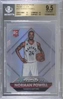 Rookies - Norman Powell [BGS 9.5 GEM MINT]