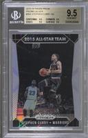 All-Star Team - Stephen Curry [BGS9.5GEMMINT]