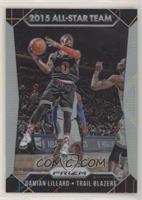 All-Star Team - Damian Lillard