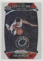 All-NBA Team - Tim Duncan