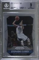 Stephen Curry [BGS 9 MINT]