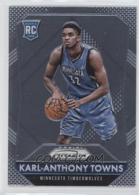 2015-16 Panini Prizm - [Base] #328 - Rookies - Karl-Anthony Towns