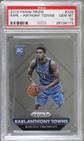 Rookies - Karl-Anthony Towns [PSA 10]